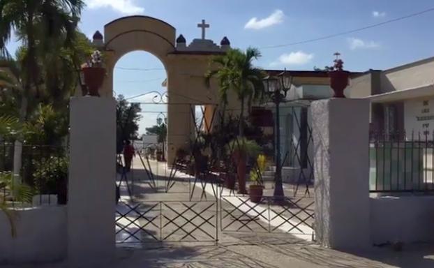 sancti spiritus, servicios comunales, muertes, cementarios, covid-19, coronavirus