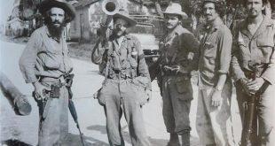 sancti spiritus, yaguajay, frente norte de las villas, camilo cienfuegos, revolucion cubana