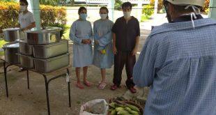sancti spiritus, covid-19, centros de aislamientos, coronavirus, ccs, meneses, alimentos, agricultura