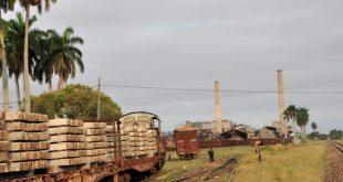 sancti spiritus, zafra zucarera, ferrocarriles, via ferrea, central uruguay, central melanio hernandez