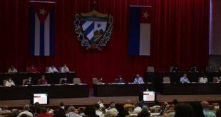 cuba, asamblea nacional, economia cubana, leyes, parlamento cubano, covid-19, salud publica, miguel diaz-canel, partido comunista de cuba