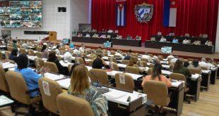 cuba, asamblea nacional, economia cubana, leyes, parlamento cubano, covid-19, salud publica, miguel diaz-canel
