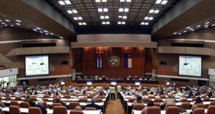 cuba, asamblea nacional, economia cubana, leyes, parlamento cubano, covid-19, salud publica