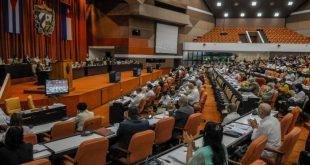 cuba, asamblea nacional del poder popular, parlamento cubano, economia cubana, esteban lazo