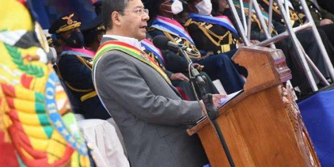 bolivia, luis arce, golpe de estado