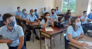 sancti spiritus, curso escolar, curso 2020-2021, educacion, salud publica, la columna del navegante, vacunas contra la covid-19, coronavirus
