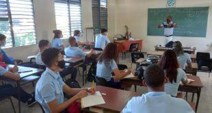 sancti spiritus, curso escolar, curso escolar 2020-2021, mined, educacion en sancti spiritus